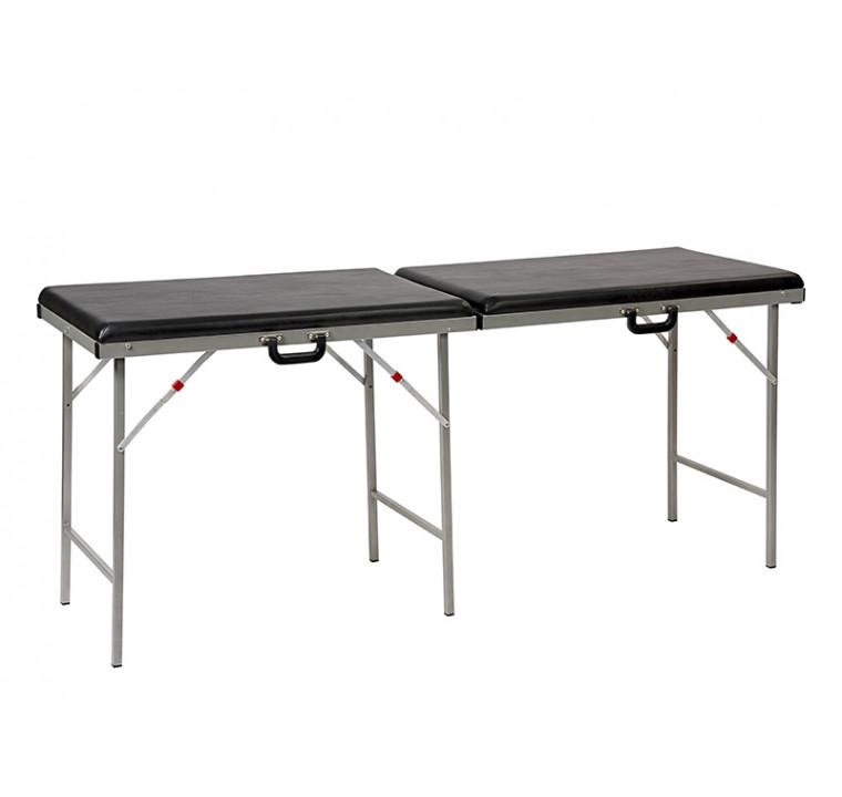 TABLE D'EXAMEN PLIABLE